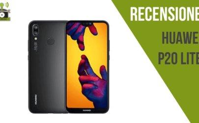 Video Recensione Huawei P20 Lite