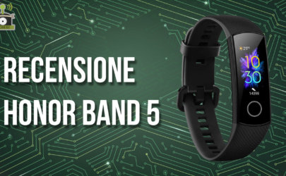 Video Recensione Honor Band 5
