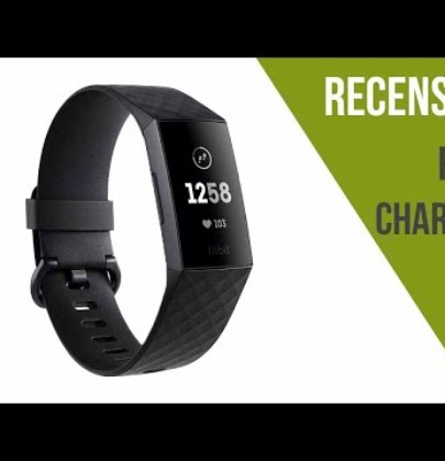 Video Recensione Fitbit Charger 3