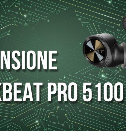 Video Recensione BackBeat Pro 5100