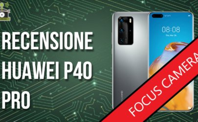 Focus Completo App Camera Huawei P40 Pro